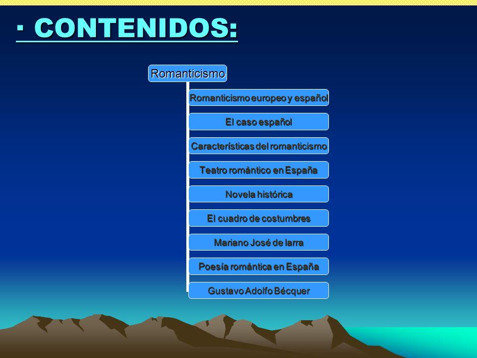 · CONTENIDOS: