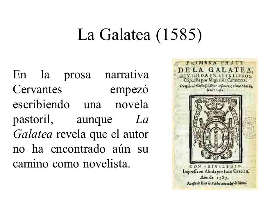 La Galatea (1585)