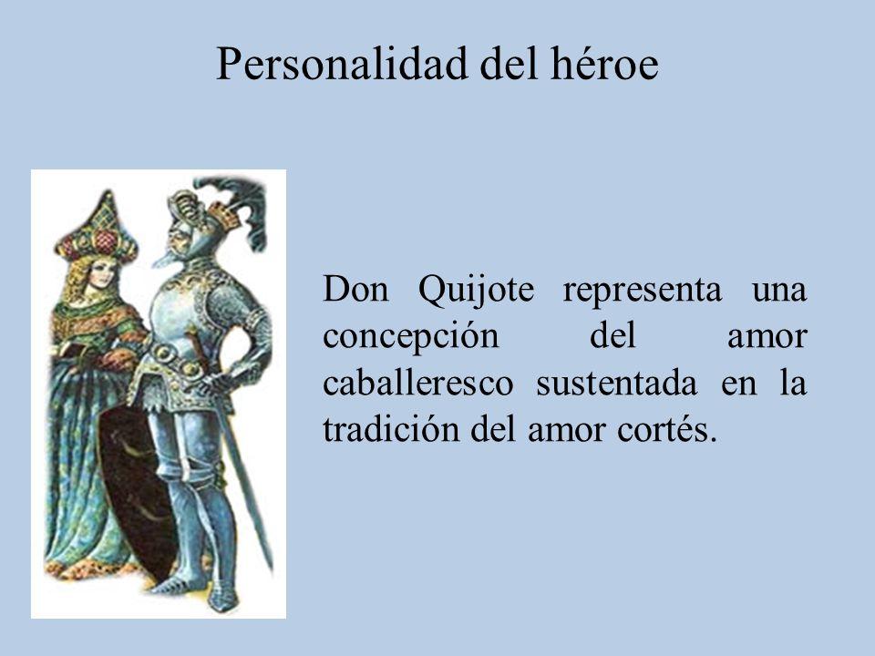 Personalidad del héroe
