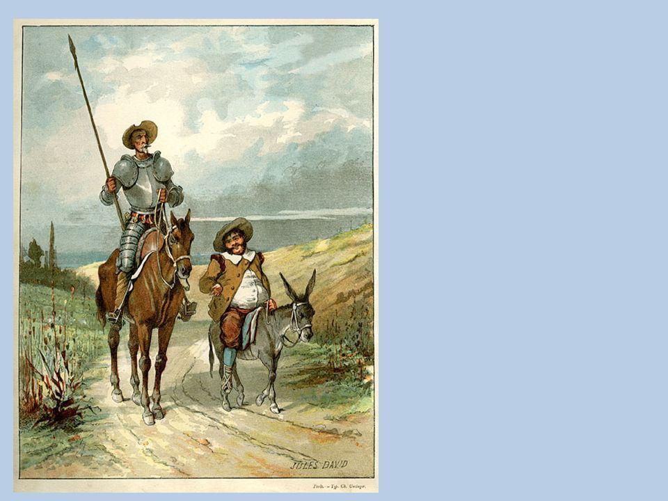 Cervantes no especifica la cuna, ni la genealogía, ni el nombre exacto de don Quijote, para que pueda caminar libre de todo determinismo, creando su propia realidad.