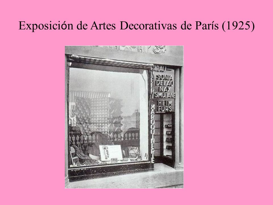 Exposición de Artes Decorativas de París (1925)