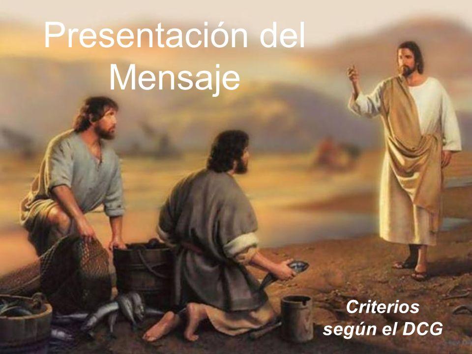 Presentación del Mensaje