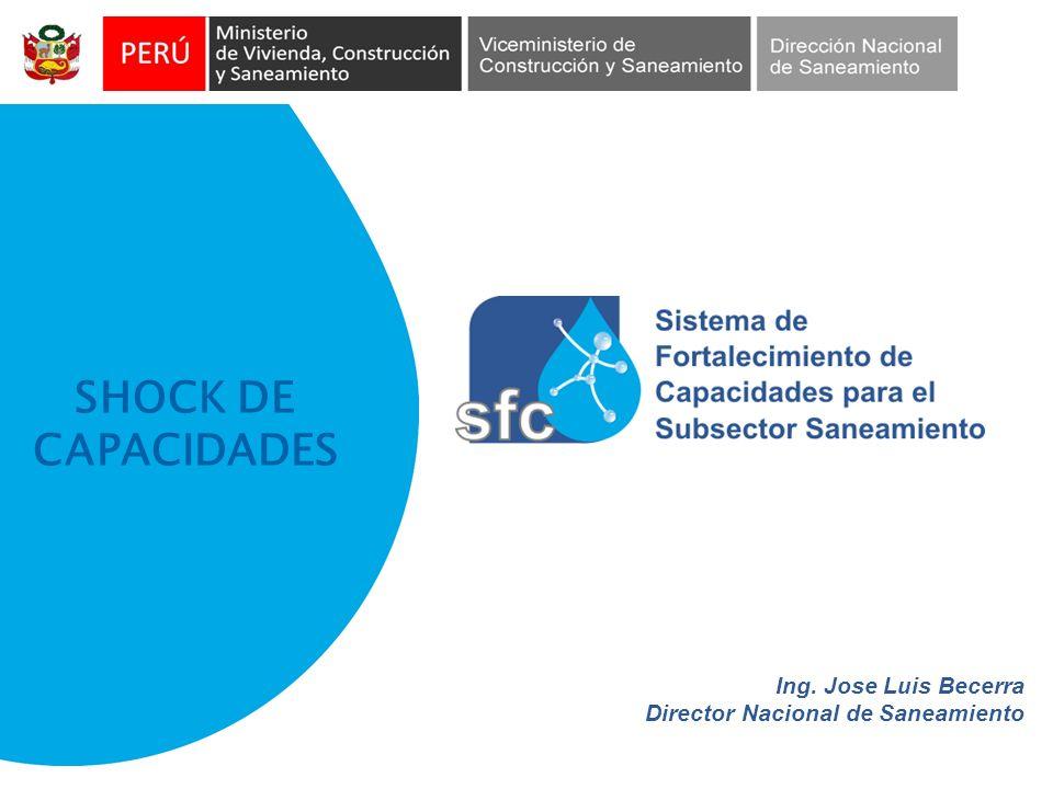 SHOCK DE CAPACIDADES Ing. Jose Luis Becerra