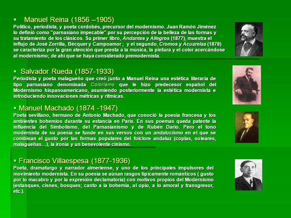 Francisco Villaespesa (1877-1936)