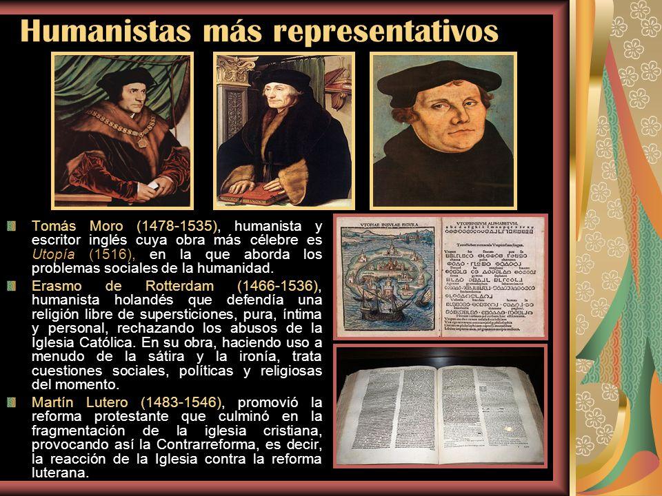 Humanistas más representativos