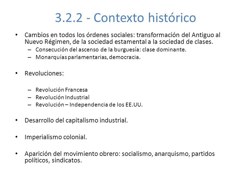 3.2.2 - Contexto histórico