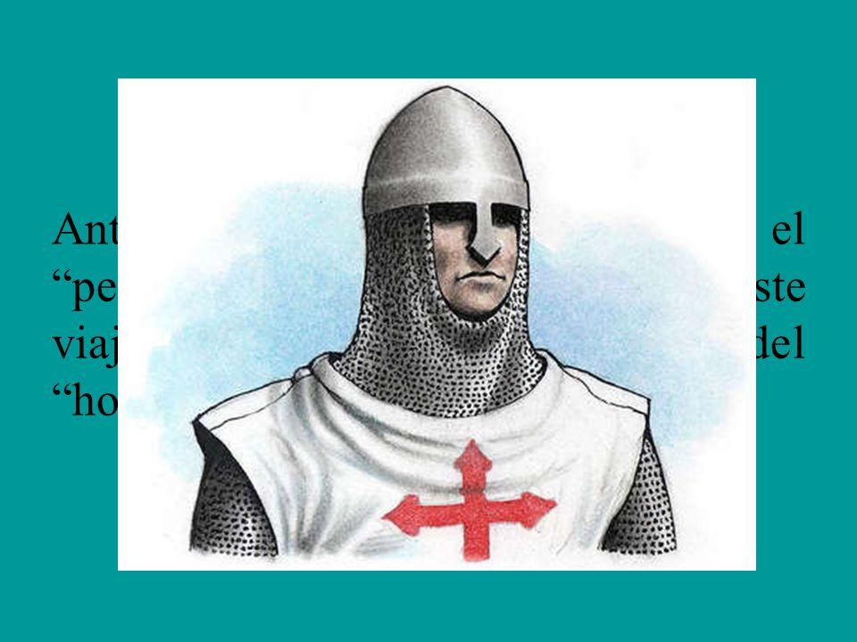 Antonio Vilanova demuestra cómo el peregrino , el protagonista de este viaje peligroso, es un símbolo del hombre cristiano