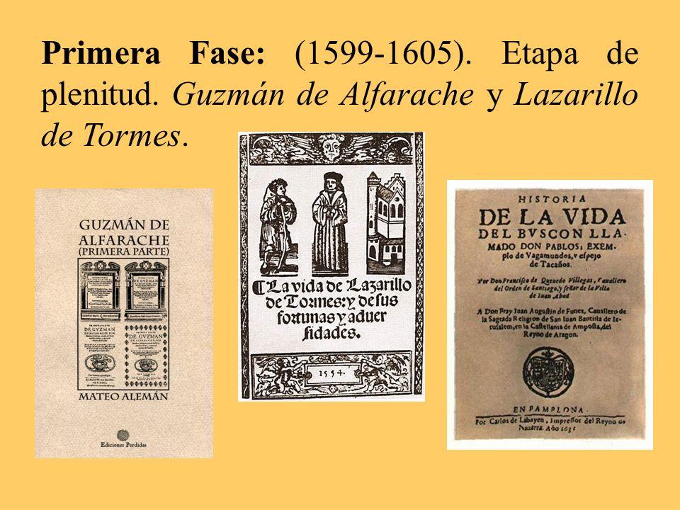Primera Fase: (1599-1605). Etapa de plenitud