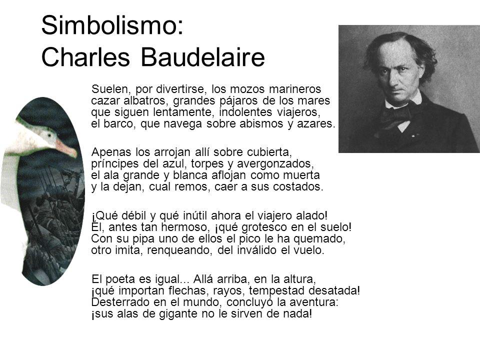 Simbolismo: Charles Baudelaire