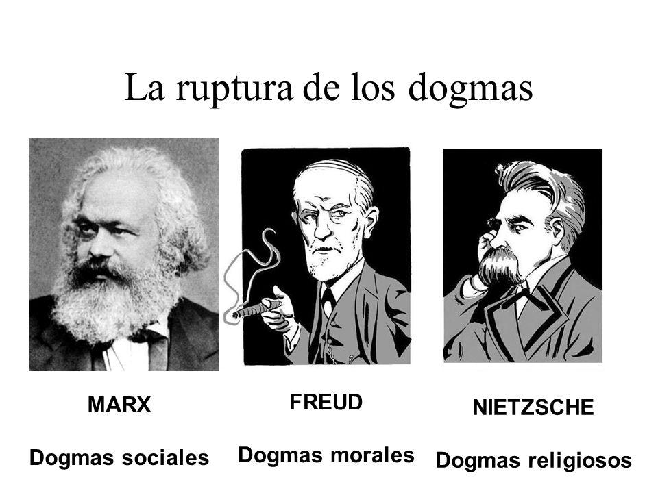 La ruptura de los dogmas