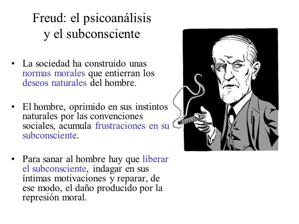Freud: el psicoanálisis