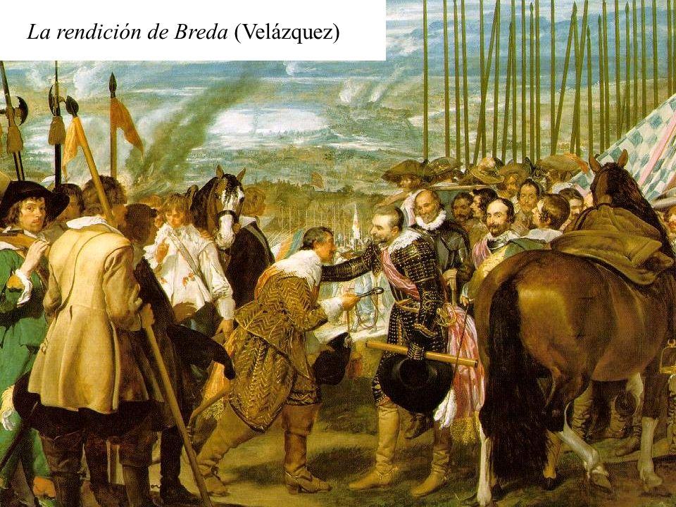 La rendición de Breda (Velázquez)
