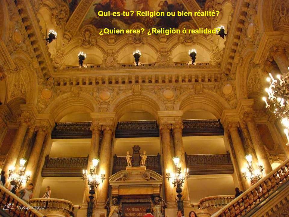 - Qui-es-tu Religion ou bien réalité