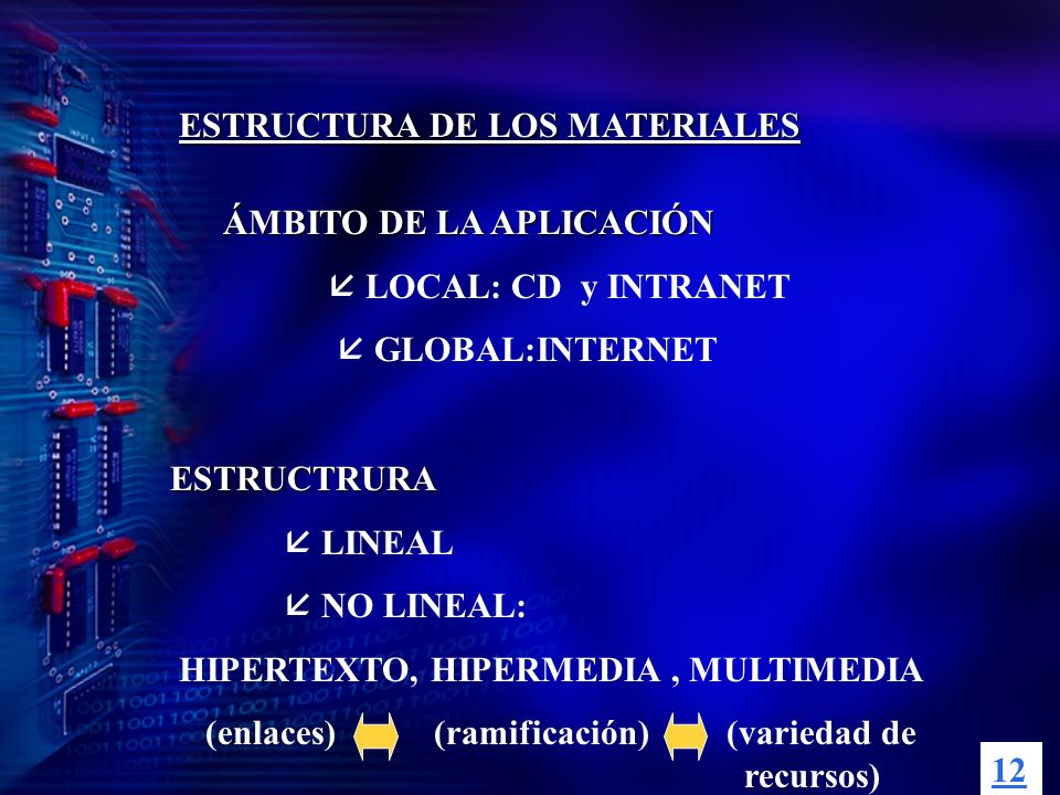 ESTRUCTURA DE LOS MATERIALES