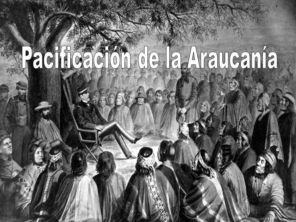 Pacificación de la Araucanía