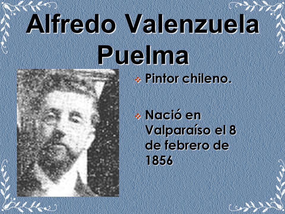 Alfredo Valenzuela Puelma