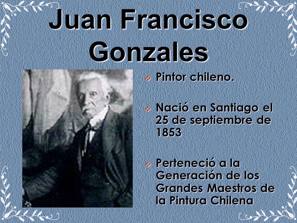 Juan Francisco Gonzales