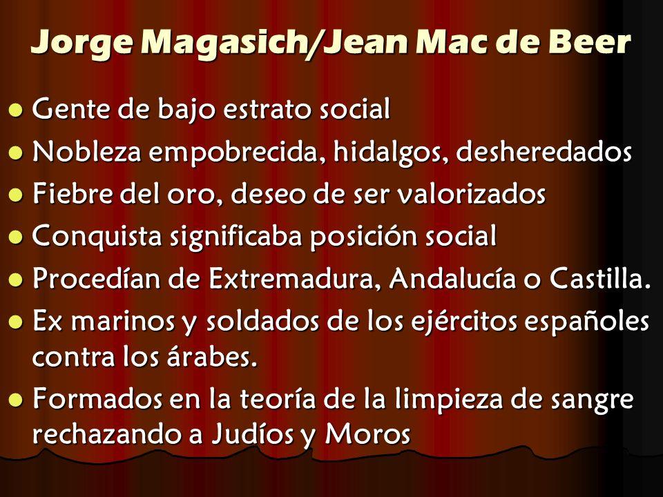 Jorge Magasich/Jean Mac de Beer