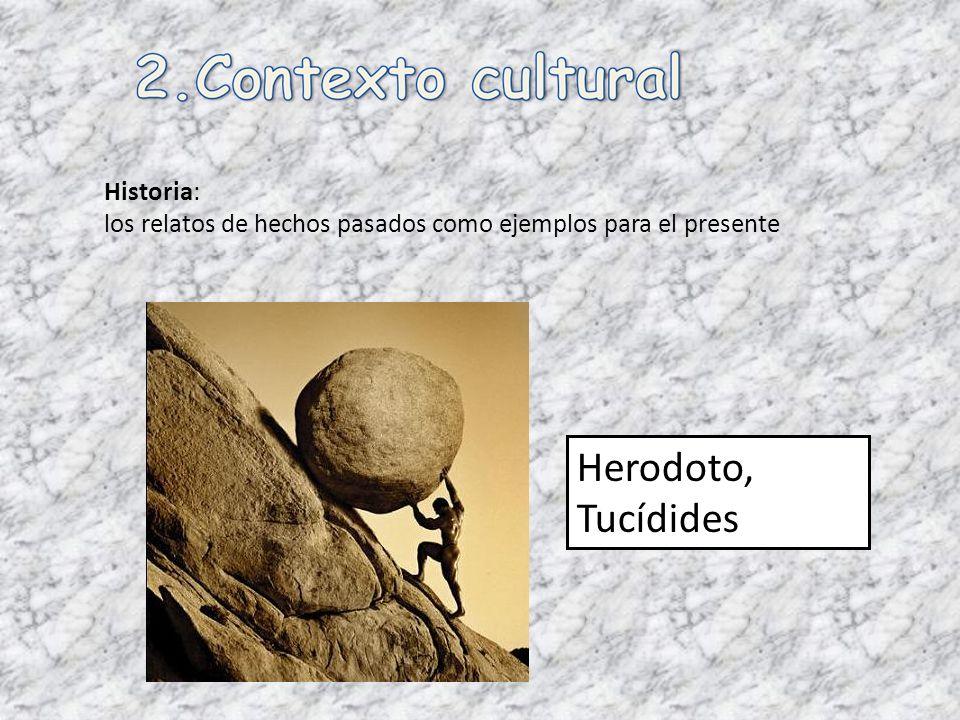 Herodoto, Tucídides Historia: