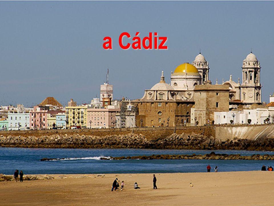 a Cádiz Y de San Fernando
