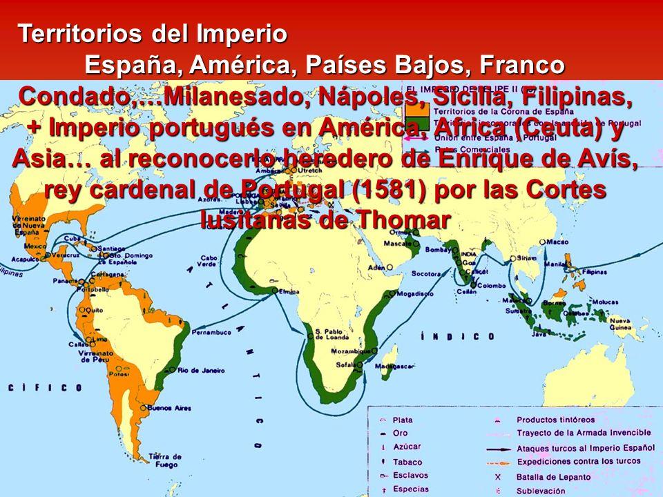Territorios del Imperio