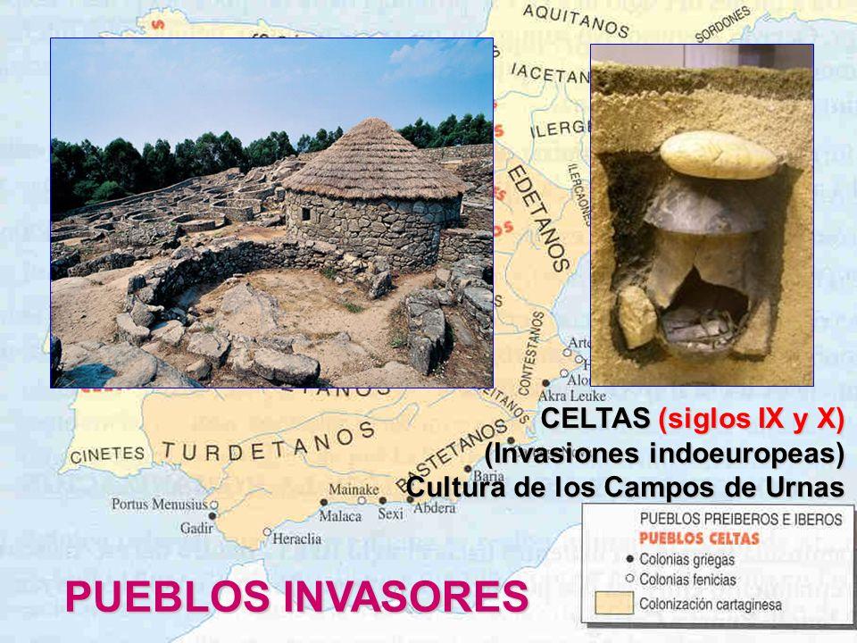 PUEBLOS INVASORES (Invasiones indoeuropeas)