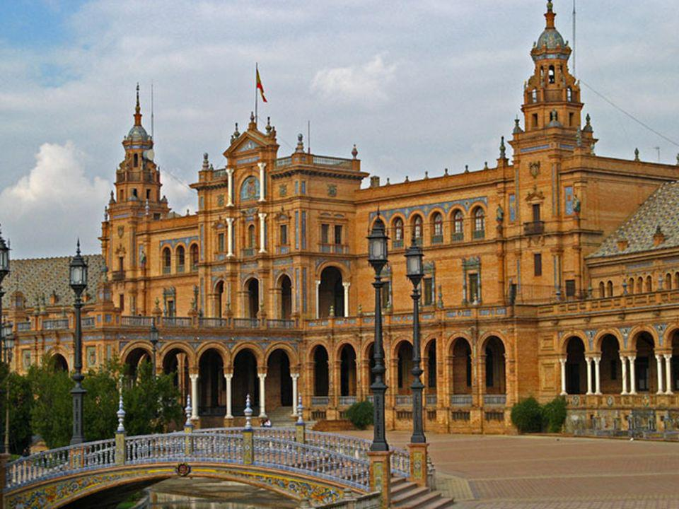 Y la Exposición Iberoamericana de Sevilla, también en 1929