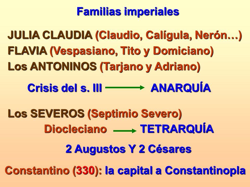 Diocleciano TETRARQUÍA
