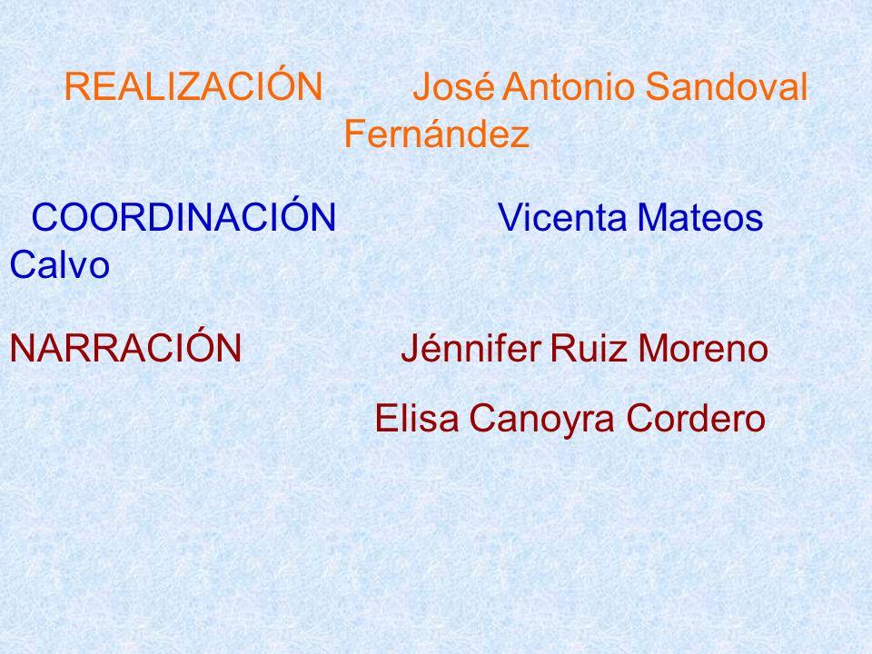 REALIZACIÓN José Antonio Sandoval Fernández