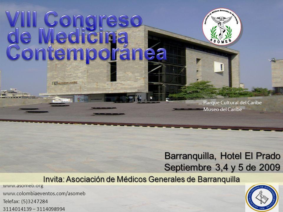 VIII Congreso de Medicina Contemporánea