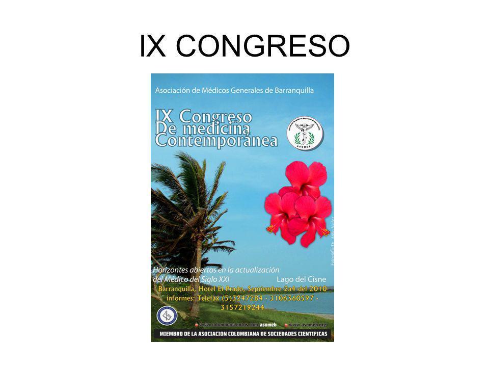 IX CONGRESO