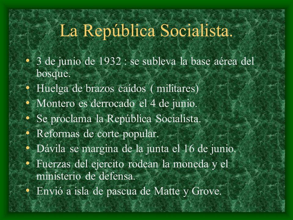 La República Socialista.