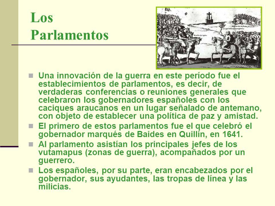 Los Parlamentos