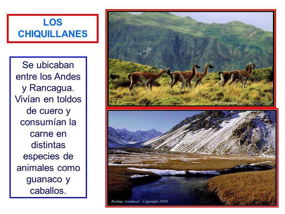 LOS CHIQUILLANES