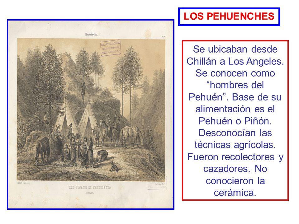 LOS PEHUENCHES