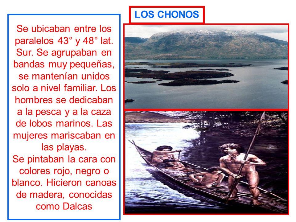 LOS CHONOS