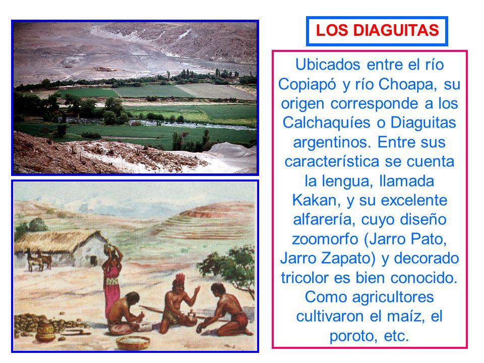LOS DIAGUITAS