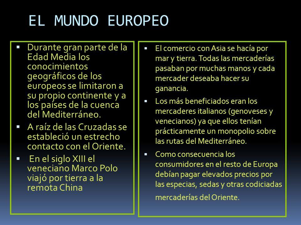 EL MUNDO EUROPEO