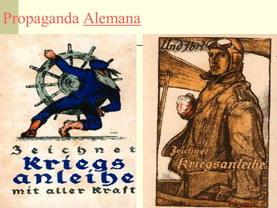 Propaganda Alemana