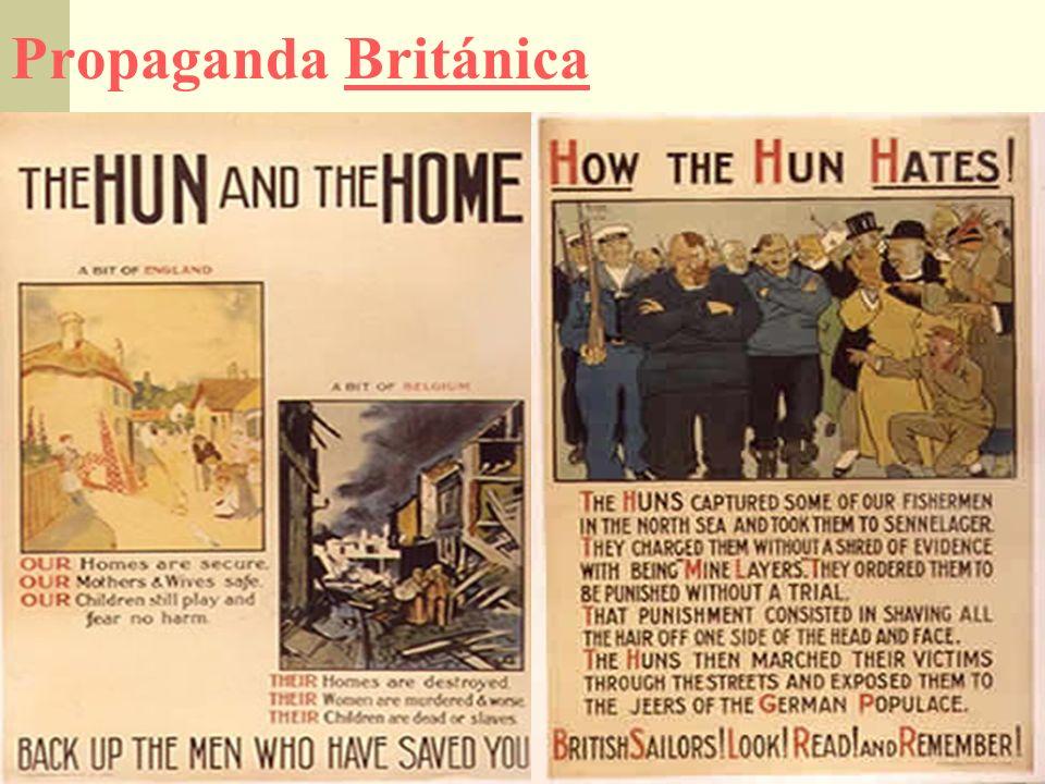 Propaganda Británica