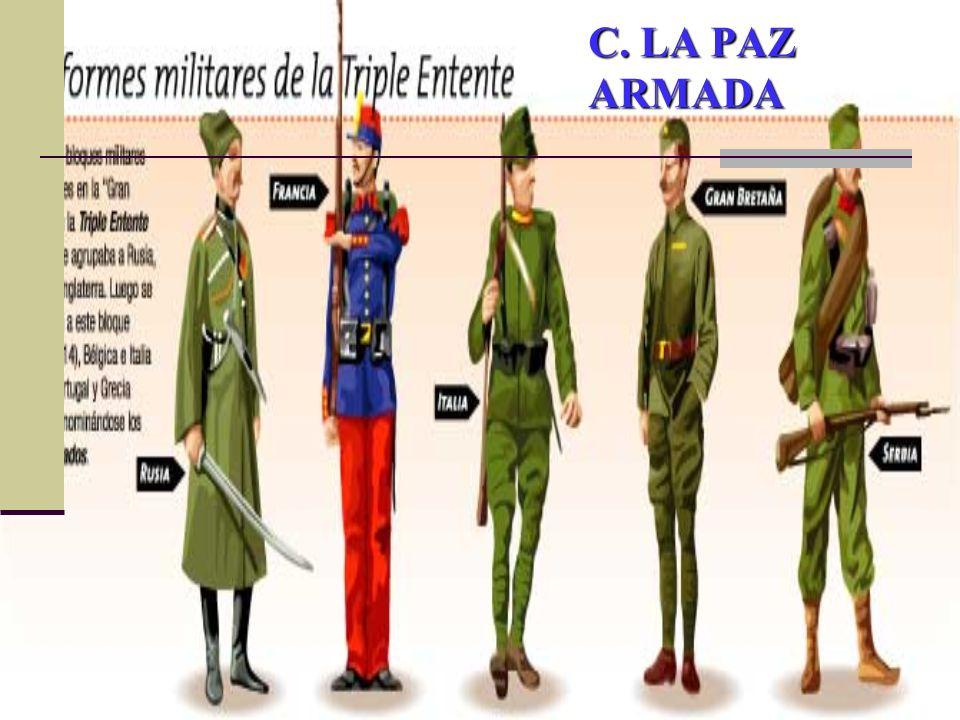 C. LA PAZ ARMADA