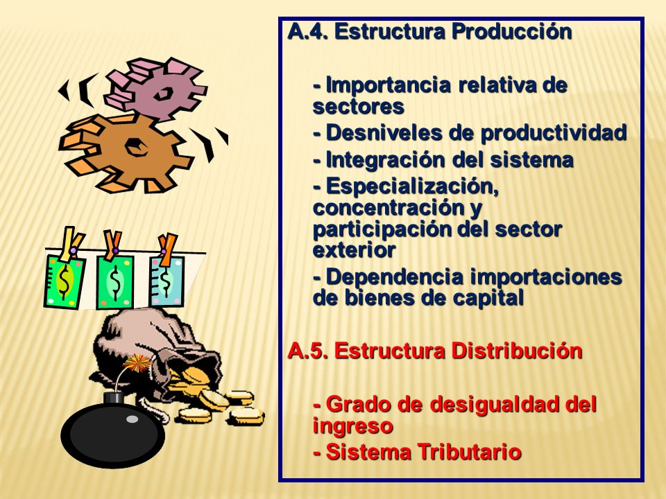 A.4. Estructura Producción