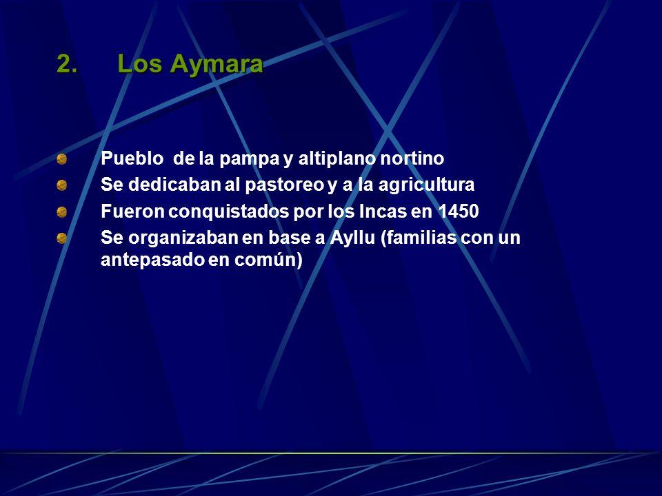 Los Aymara Pueblo de la pampa y altiplano nortino