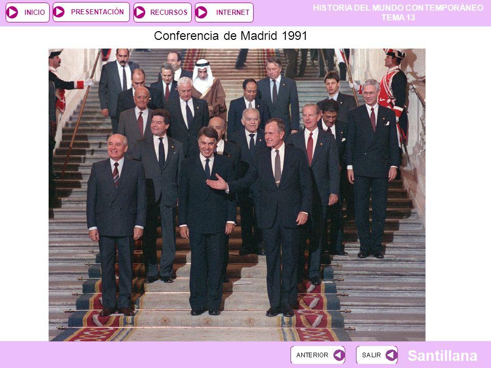 Conferencia de Madrid 1991