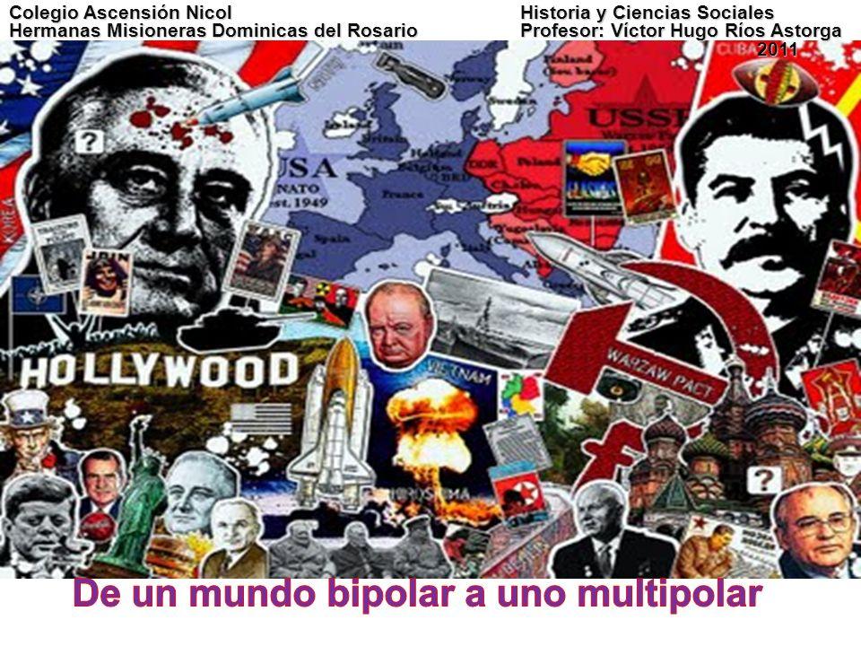 De un mundo bipolar a uno multipolar