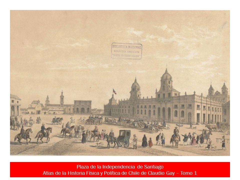 Plaza de la Independencia de Santiago