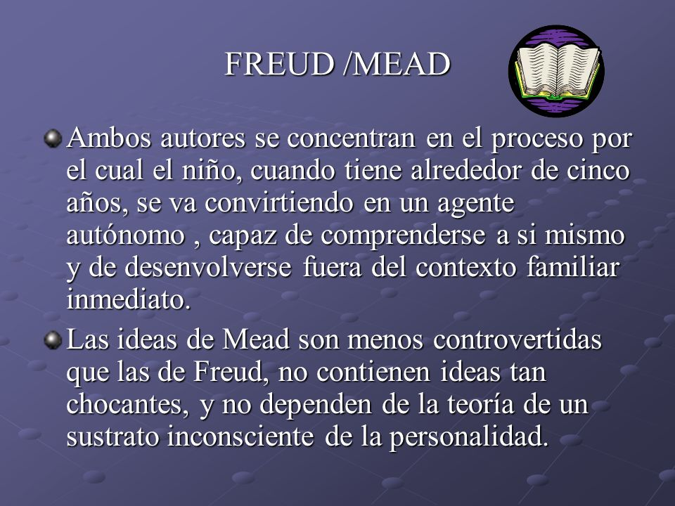 FREUD /MEAD