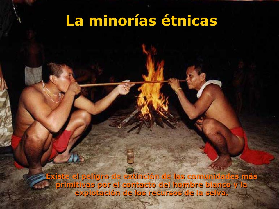 La minorías étnicas