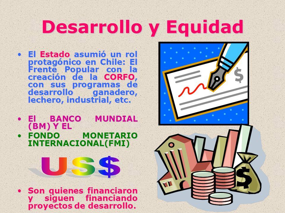 Desarrollo y Equidad US$