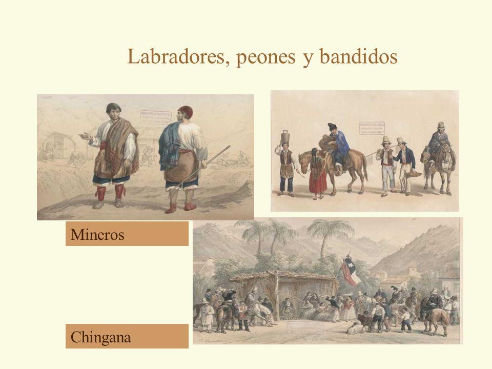 Labradores, peones y bandidos